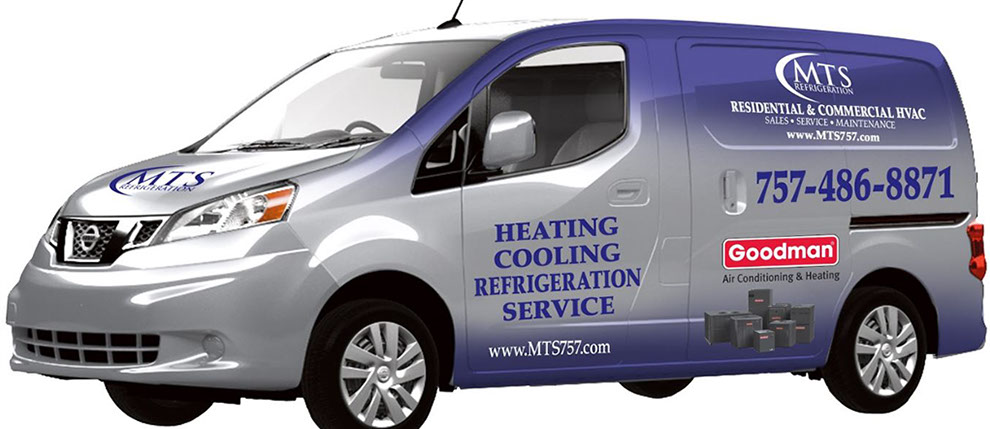 MTS Refrigeration (My Three Sons Heating and Air) -HVAC
